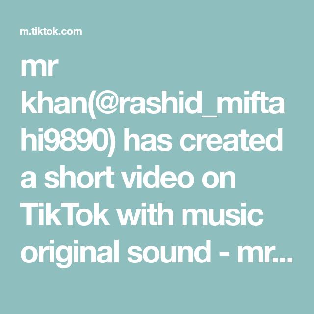 Mr Khan Rashid Miftahi9890 Has Created A Short Video On Tiktok With Music Original Sound Mr Khan Allah Flying The Originals Free Hand Drawing Music Love