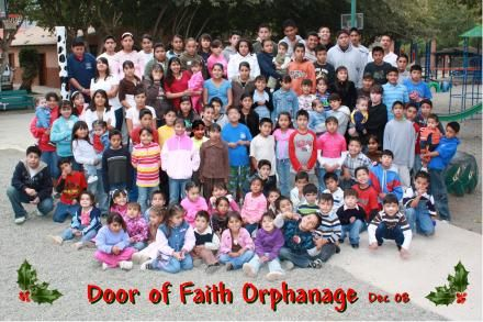 Door Of Faith Orphanage La Mision Baja Ca Orphanage Faith Mexico