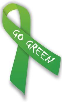 Brain Injury Awareness Go Green Green Shades Of Green
