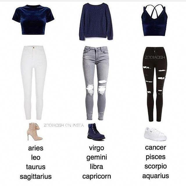 Zodiac Signs Outfits Taurus + Zodiac Signs Outfits