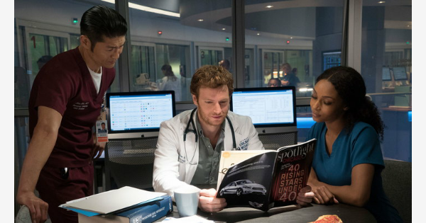 Found this image at ibdp huluim com on Bing | Chicago Med | Chicago