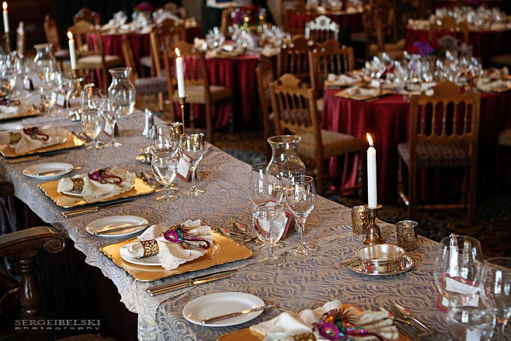 Renessiance Wedding Table Settings - Yahoo Canada Image Search ...