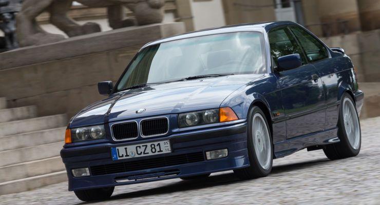 Alpina B Fahrbericht Geht Nicht Gibts Nicht BMW - Bmw b8 alpina