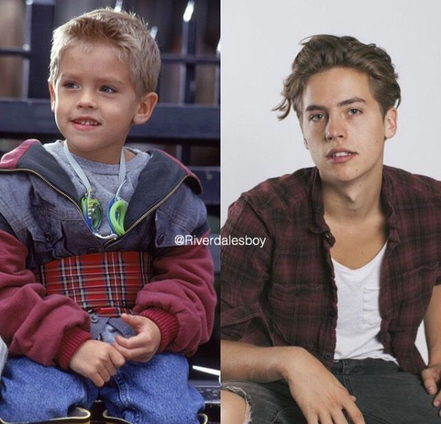Cole & Dylan Sprouse from Famous Celebrity Brothers | E! News |Cole And Dylan Sprouse Then And Now