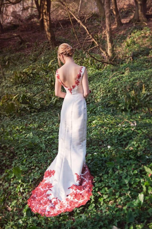 Unique - Chantelle Sophia - Bespoke Wedding Dresses - Wimborne, Dorset