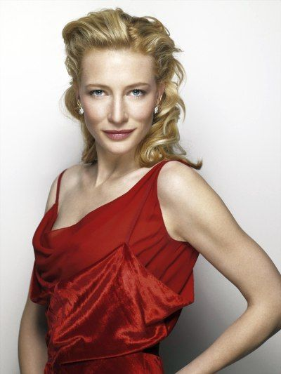 Cate Blanchett would make a great Queen Tawnia. Cate