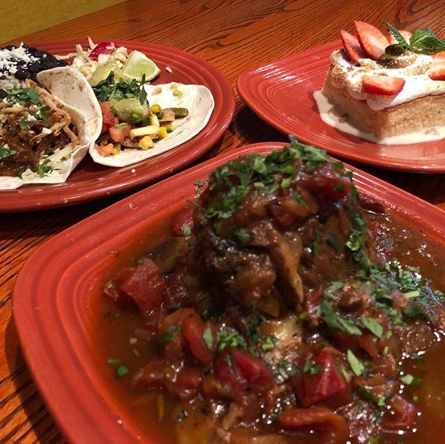 For $25 bucks you can indulge in our #fiestafor2. 2 entrees and a dessert for $25. Its like having restaurant week all day every day. @cantina1511