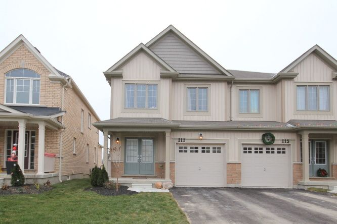111 Rutherford Road, Bradford, Ontario