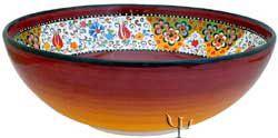 Beautiful Ottoman dishware