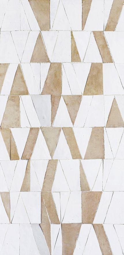 exclusive design by samir mazer ateliers zelij pattern geometric pinterest. Black Bedroom Furniture Sets. Home Design Ideas