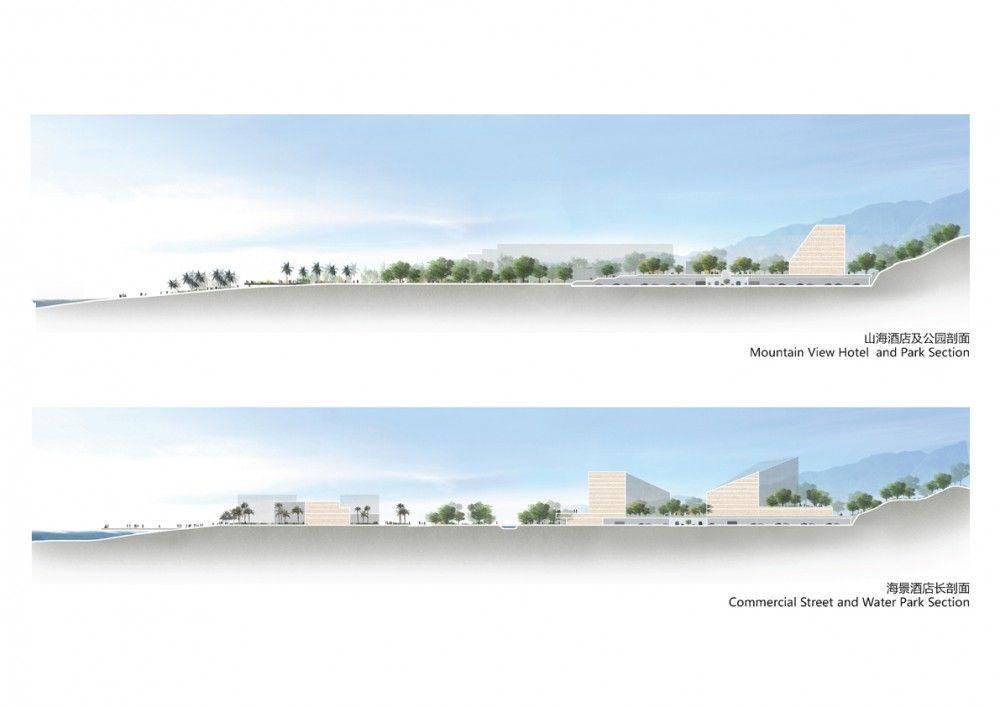 Masterplan of Xiasha Wander Bay Second Prize Winning Proposal (7)