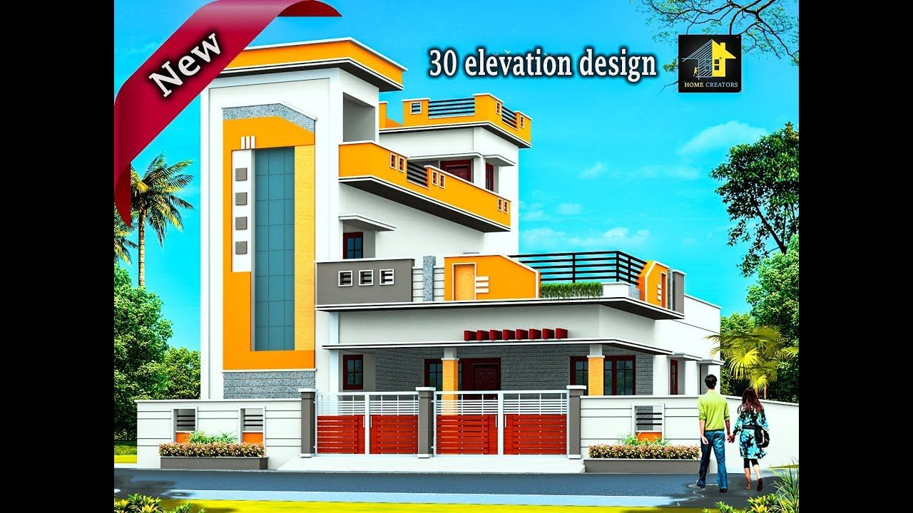 30 Budget House Front Elevation Design Simple Elevation Ideas 2019 House Ceiling Design House Elevation Front Elevation Designs