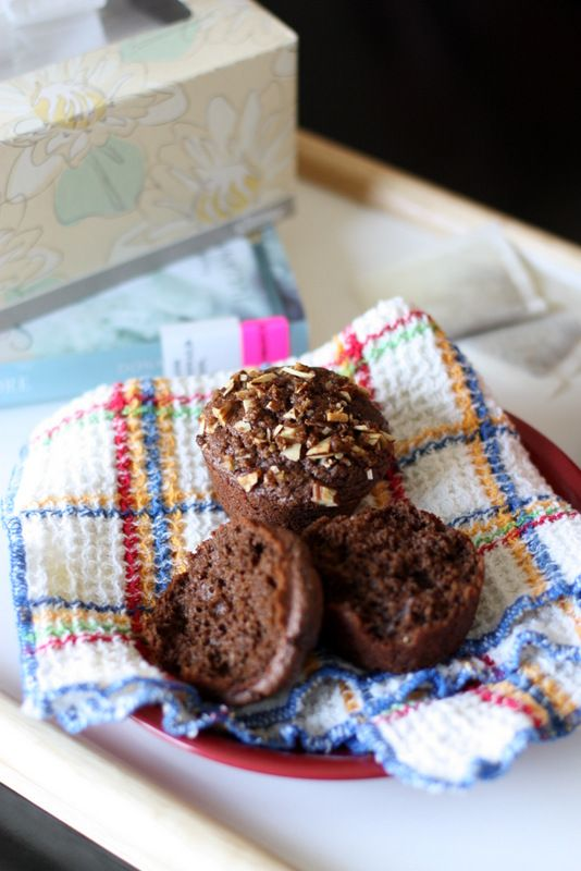 Everyday Reading: Double Chocolate Streusel Muffins ...