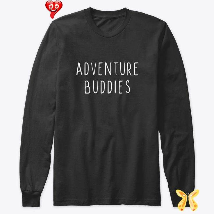 Adventure Buddies Funny Traveling Traveler Vacation Gift T ...