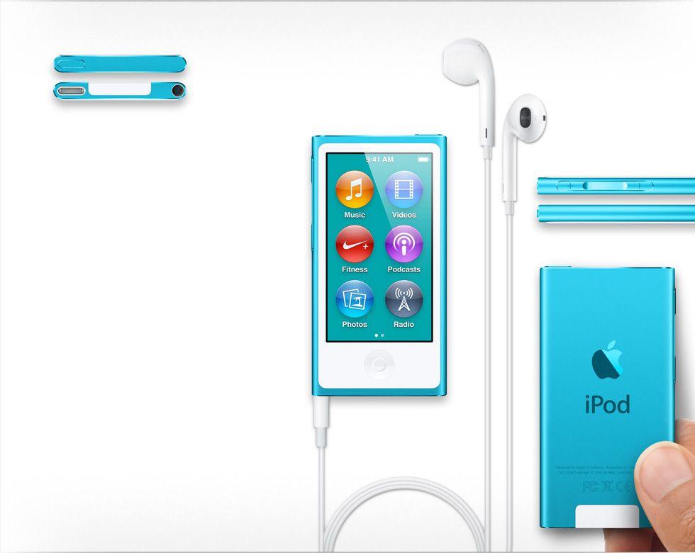 Apple Boulevard Jockey Lima Technology Trendy Inspiration Productos De Apple Ipod Nano Aparatos Tecnologicos