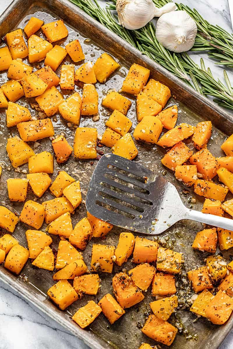 Easy Roasted Butternut Squash Recipe in 2020 (With