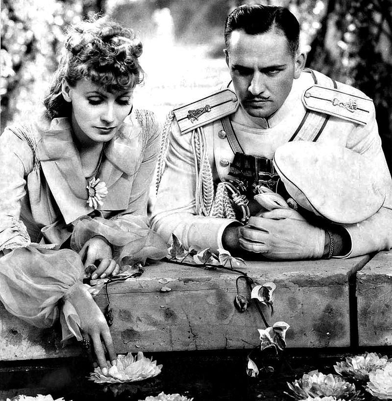 "* Greta Garbo & Fredric March * (""Anna Karenina"", 1935)."