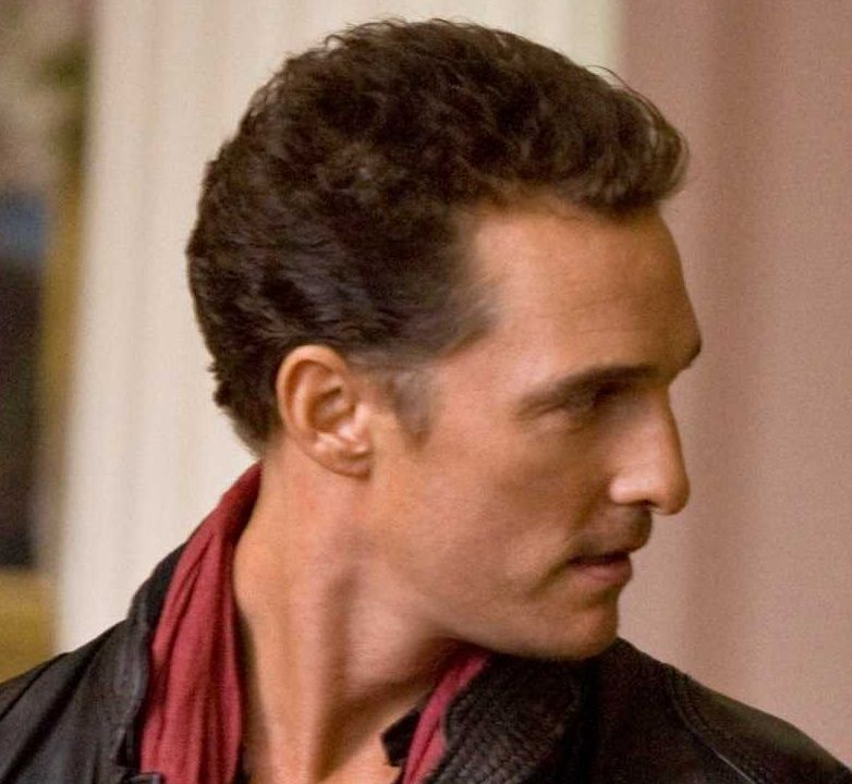 Matthew McConaughey Should Be Bald ! Celebrities with ...