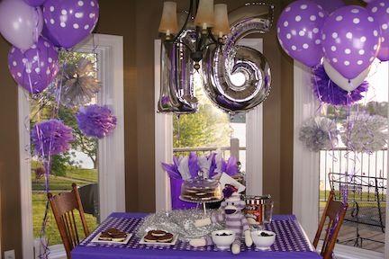 Purple Polka Dots Party Decor wholesale distributor balloonsfast