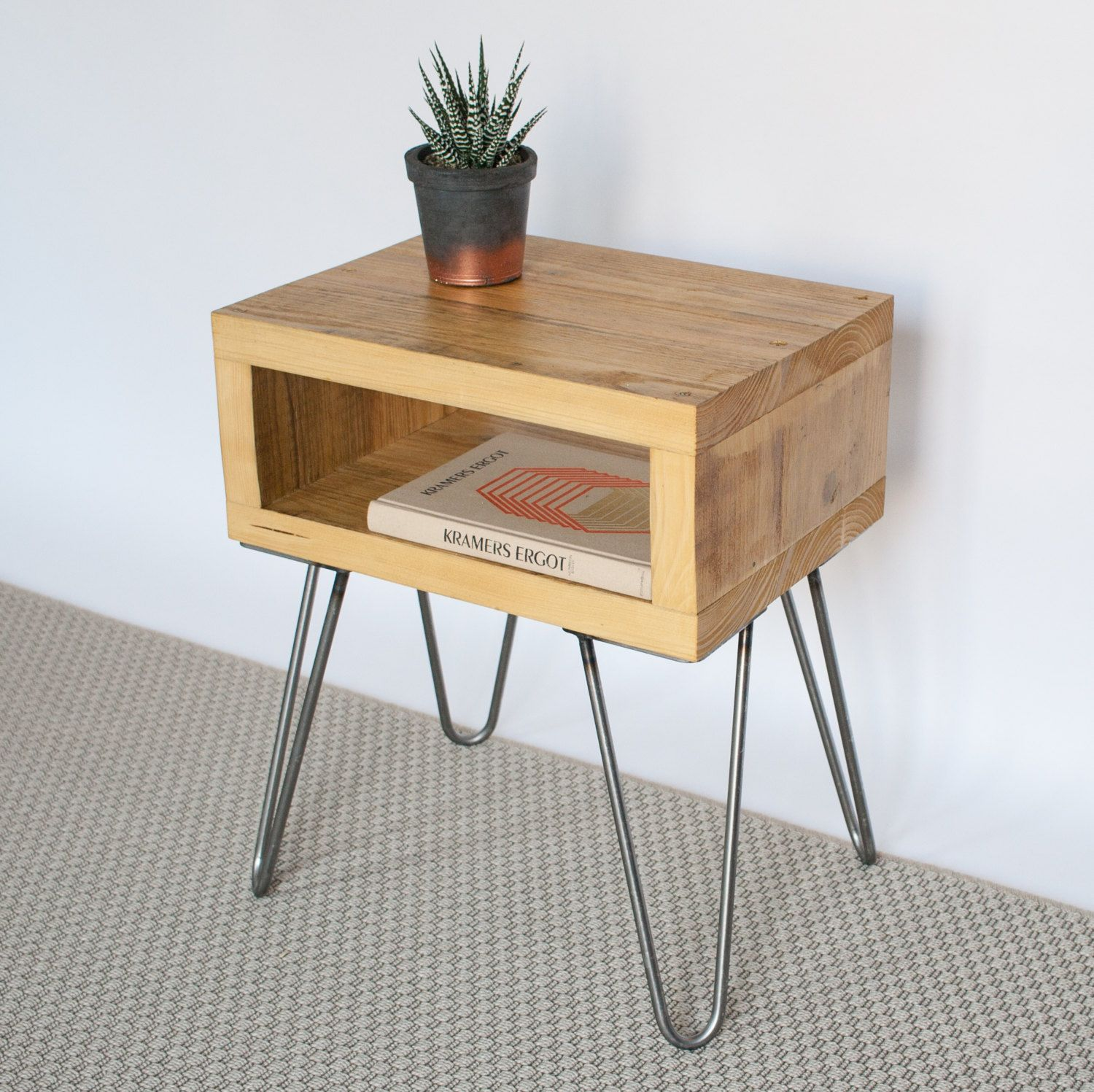 Our Bestselling Bedside Tables Now Available In A Gorgeous Light Oak.