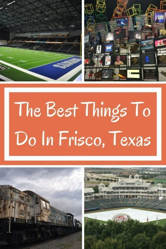The Best Things To Do In Frisco Texas Traveldestinationsusatexas