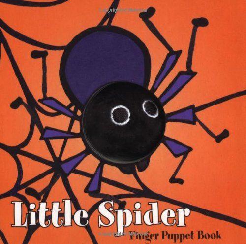 Little Spider Read 3/30/15