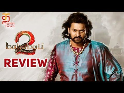 Baahubali  Movie Review  Tamil Movie  Prabhas  Rana Daggubati