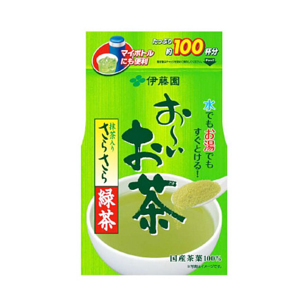 HARADA Green Tea Bag 100% Japanese Shizuoka Tea Leaf With