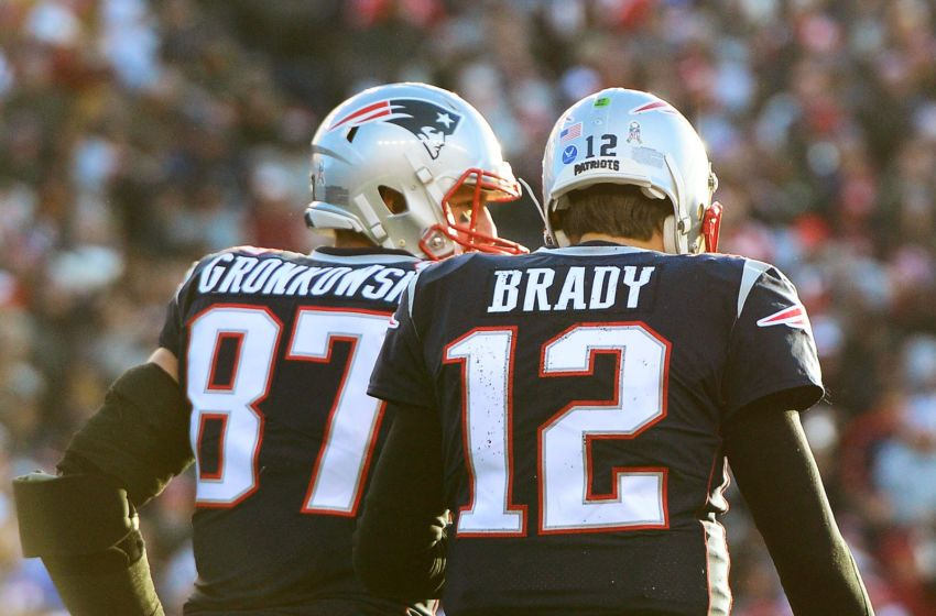 Buccaneers Patriots Both Win Big In Rob Gronkowski Trade In 2020 Gronkowski Patriots Rob Gronkowski