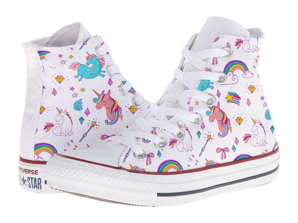 chaussure converse licorne