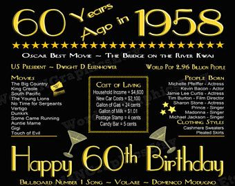Pin By Donna Sharma On Yugi Bday 60th Birthday Party