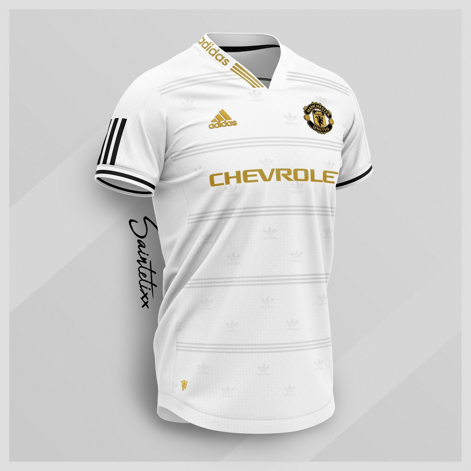 Exceptional Adidas Manchester United Home Away Third Kit Concepts By Saintetixx Footy Headlines Manchester United Football Jersey Outfit Jersey Design