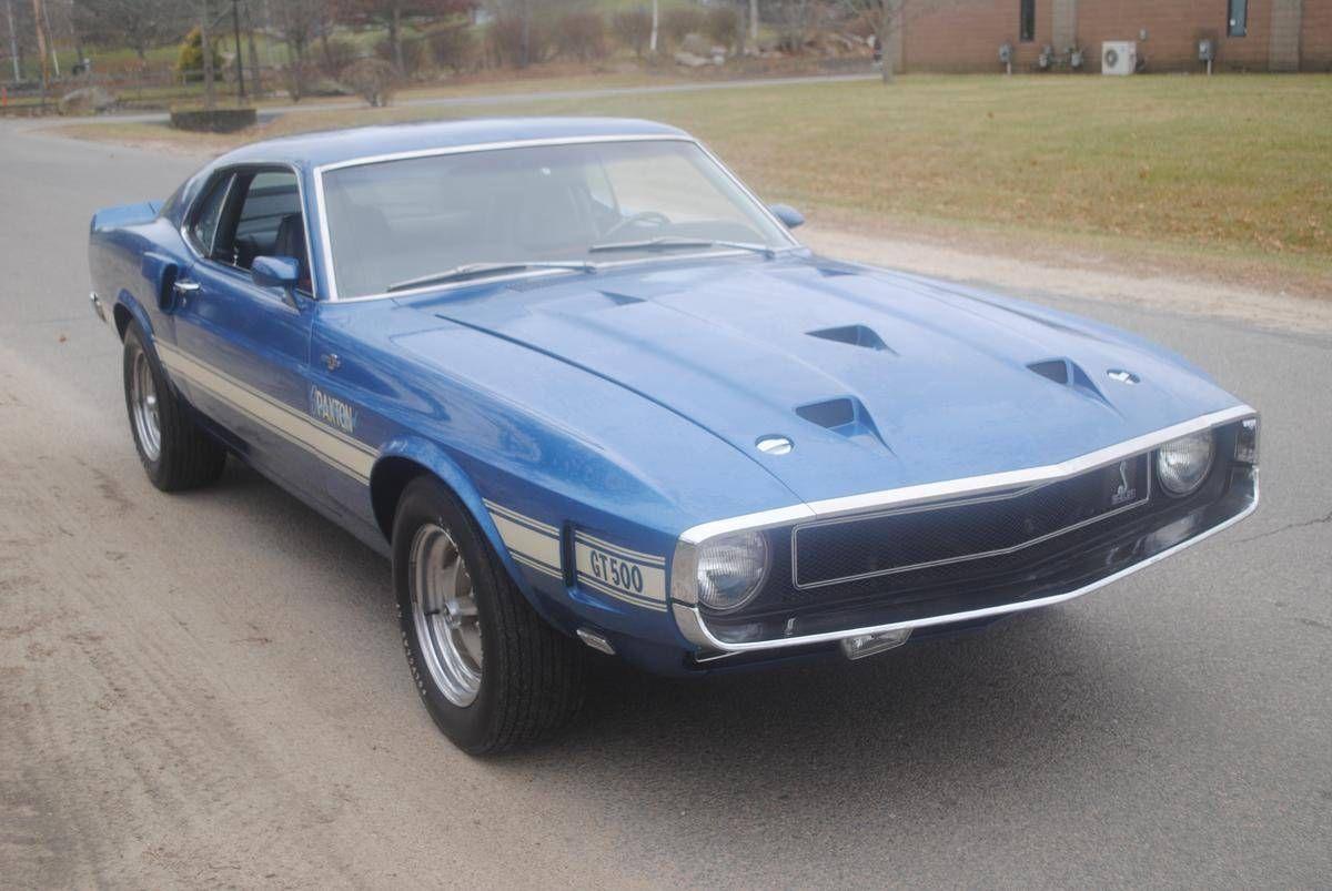1969 shelby gt500 gt 500 for sale 1705997 hemmings motor news