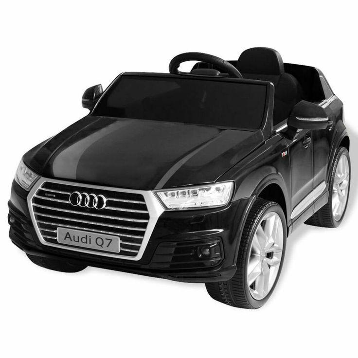 eBay vidaXL Kinder Elektroauto Audi Q7 Schwarz 6V Elektro Kinderauto ... eBay vidaXL Kinder Elektro