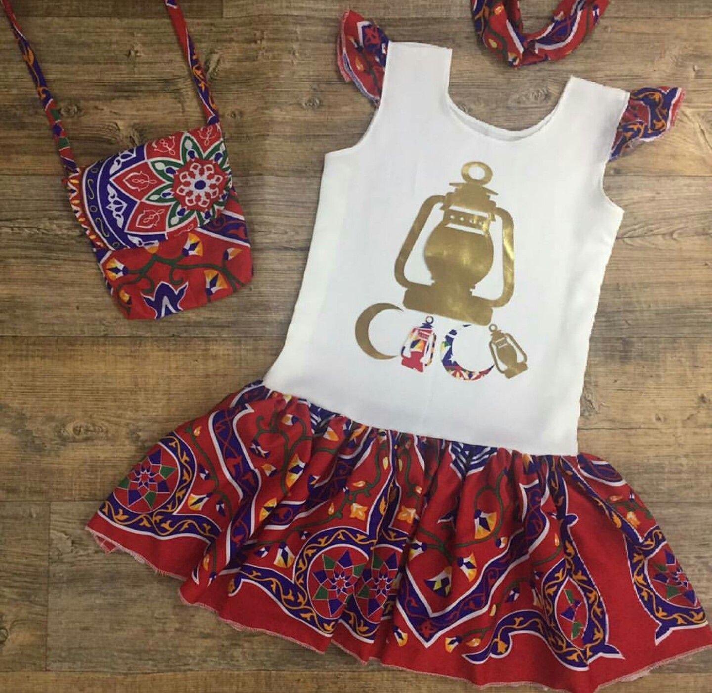 Ramadan Costume Kids Dress Cute Kids Fashion Dresses Kids Girl