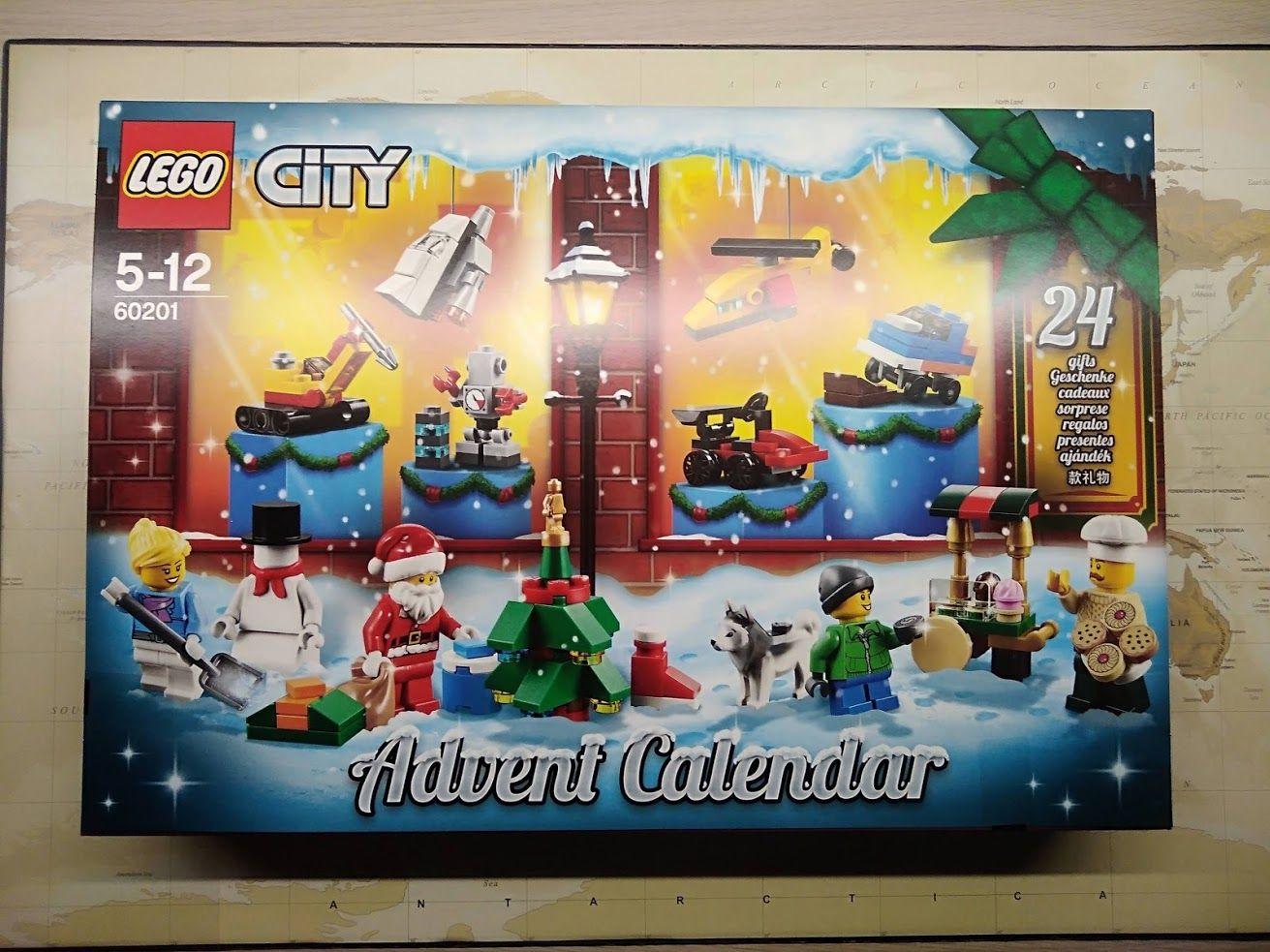Lego City 2018 Adventskalender Top Weihnachten