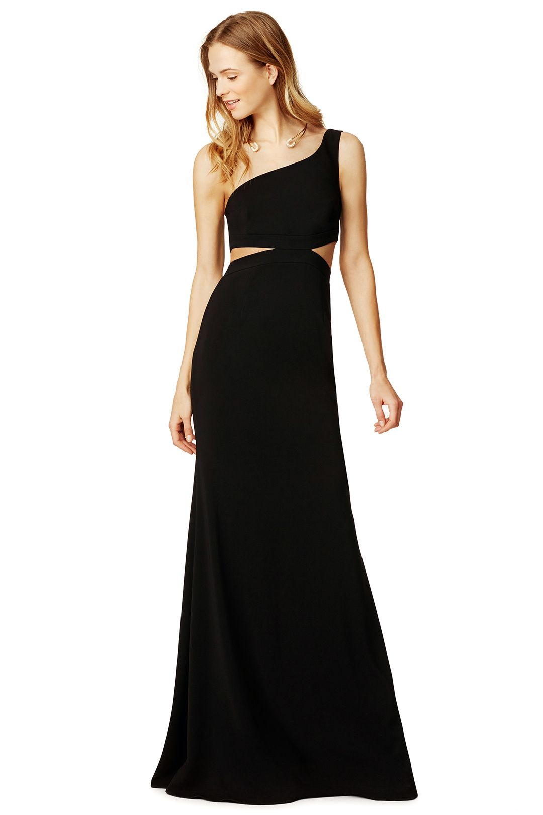 Jay Godfrey Clear View Gown Dresses Winter Dress Outfits Gowns