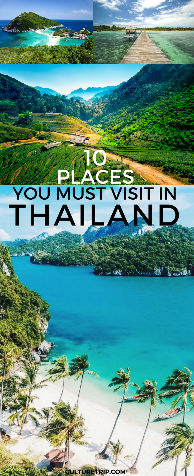 Places You Must Visit In Thailand Backpacks Wanderlust And - 8 amazing family destinations in thailand