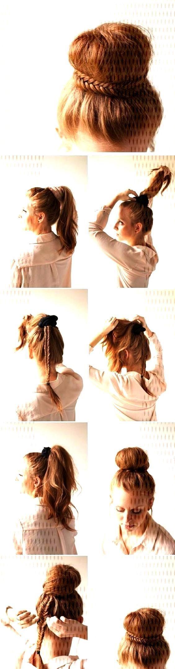 #hairstylesrecogido #hairstyles #recogido #fãciles #peinados