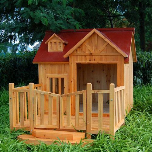 Hot Item Wooden Dog House 5663 0198 Wooden Dog House Cool