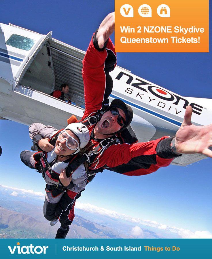 Facebook Queenstown Adventure Skydiving