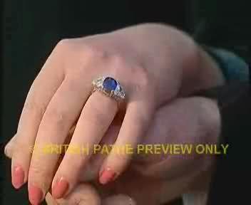 Alexandra of Kent engagement ring | Royal engagement rings, Royal rings, Royal jewels