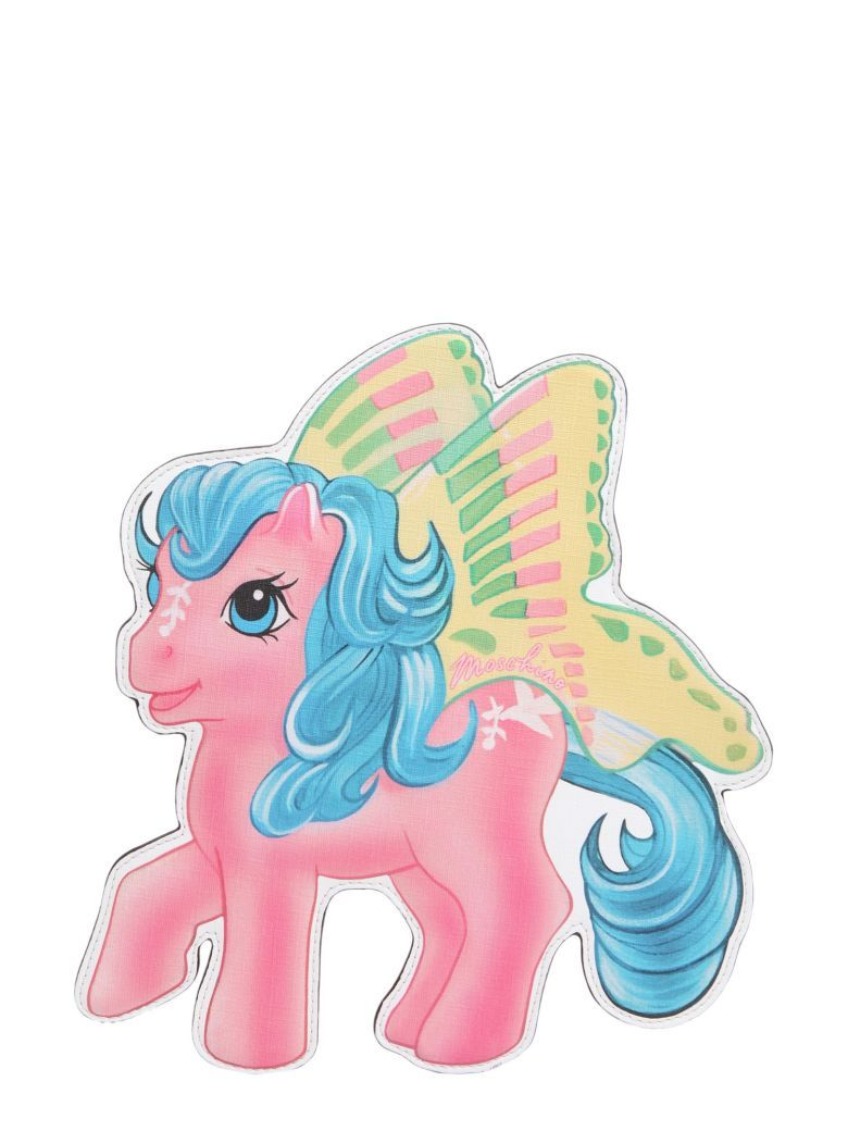1d41ea745 Moschino Zaino Little Pony - MULTICOLOR | Handbag want list ...