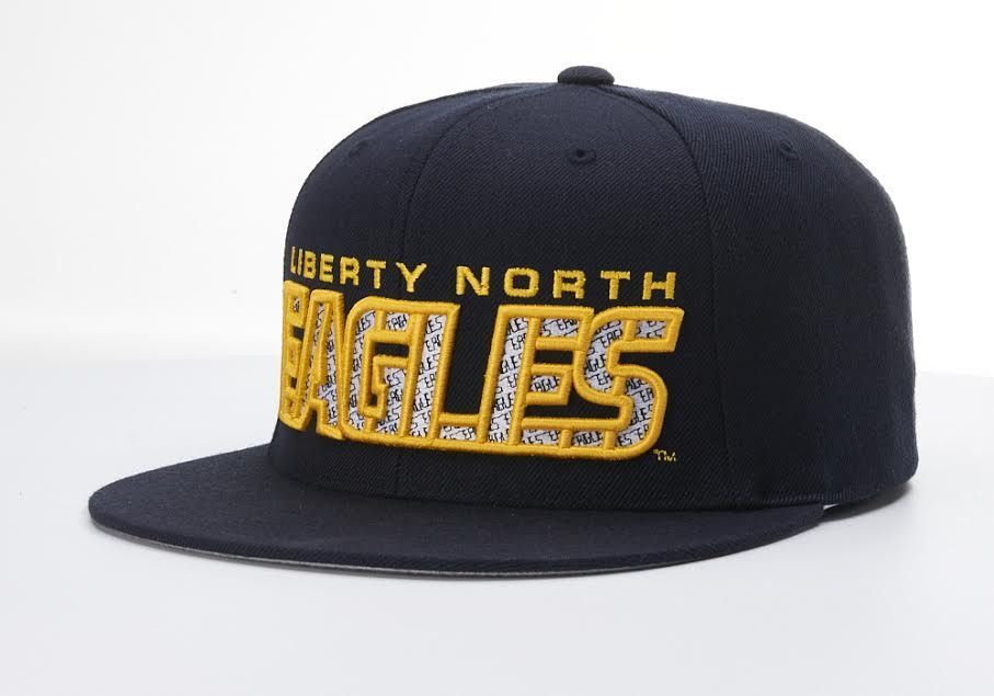 0019271be Liberty North Eagles 510 Adjustable Snapback Hat by Richardson ...