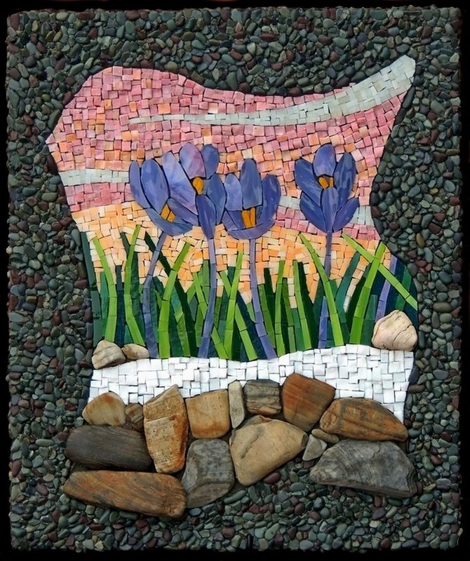 The Mosaic Art of Terry Nicholls