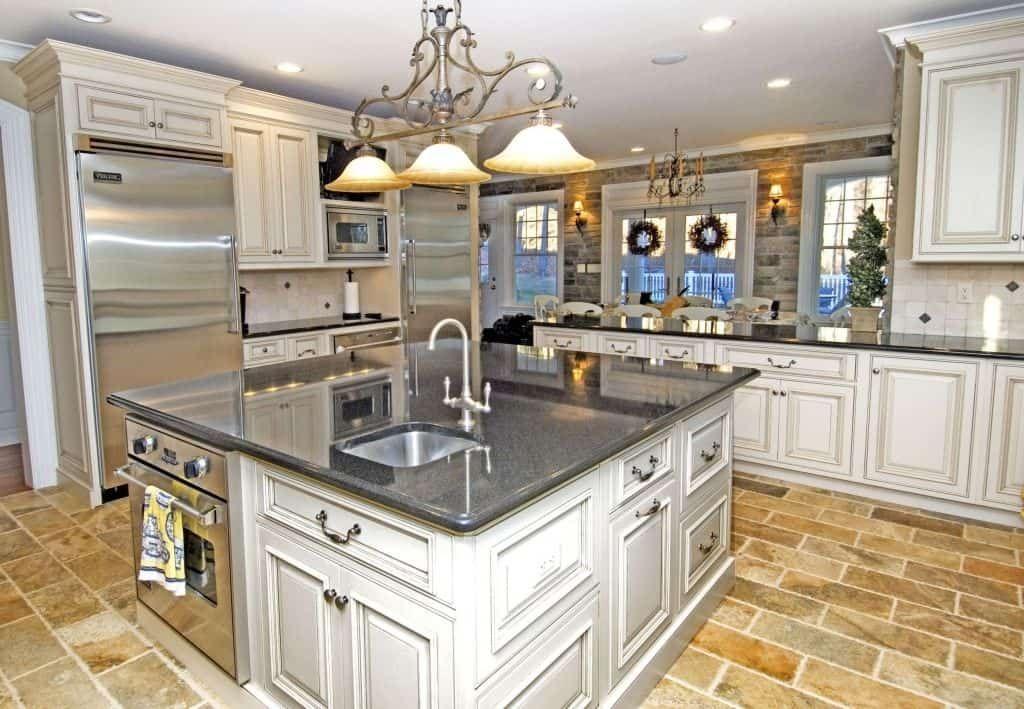 Reinigung Möglichkeiten Für Ihre Küche Fliesen | Einbauküche ...