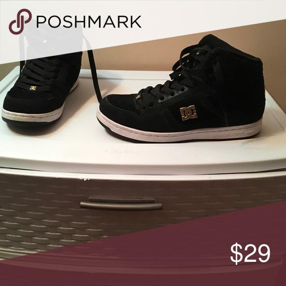DC high top sneakers | Sneakers, High