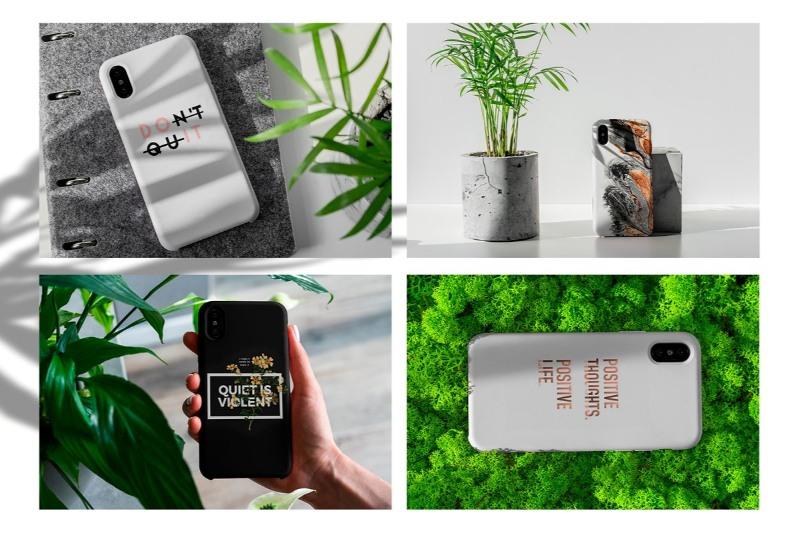 Download 33 Iphone Case Mockup Psd Templates Texty Cafe Iphone Transparent Case Iphone Cases Iphone Case Design
