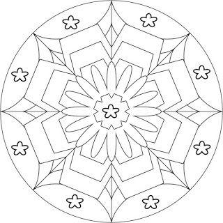 Wir Trauern Gemeinsam Mandalas Vorlagen Mandalas