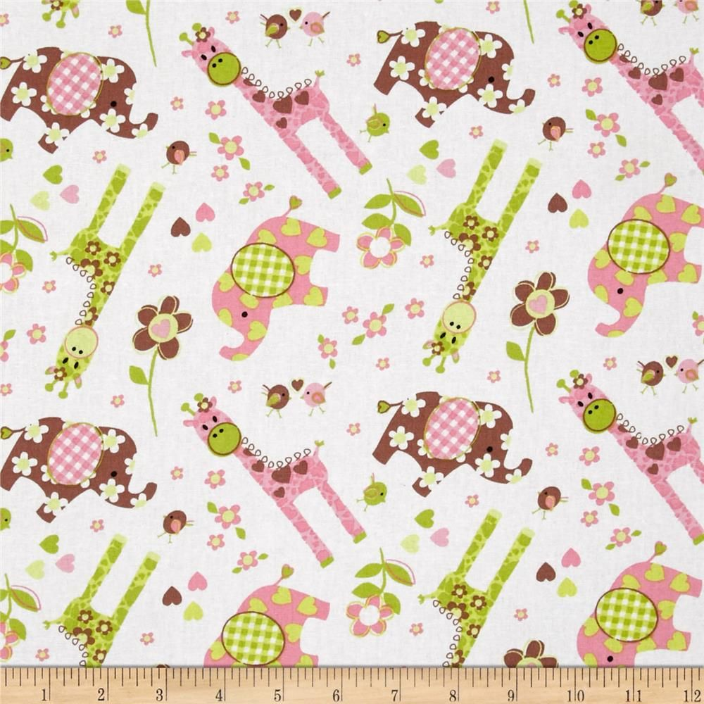 Nursery Best Friends Toss Green From Fabricdotcom Licensed To Springs Creative Group This Cotton